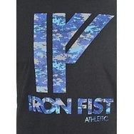 IRON FIST ATHLETIC BATTLE ME T SHIRT