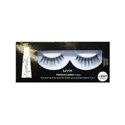 NYX Fabulous Lashes & Glue - 207 - Precious