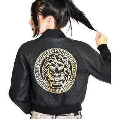 24 HRS  QUEEN OF JUNGLE JACKET - Salemonster