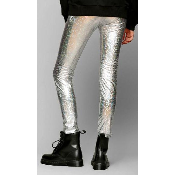 Sparkle and Fade Hologram Leggings
