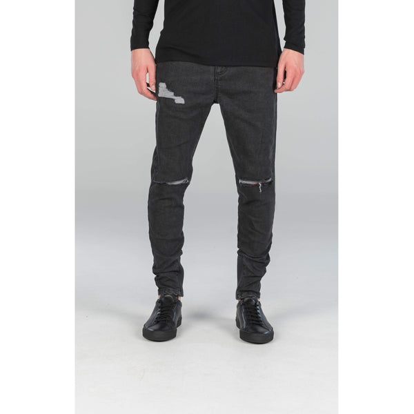 Zanerobe Sharpshot Denim-Black-Salemonster