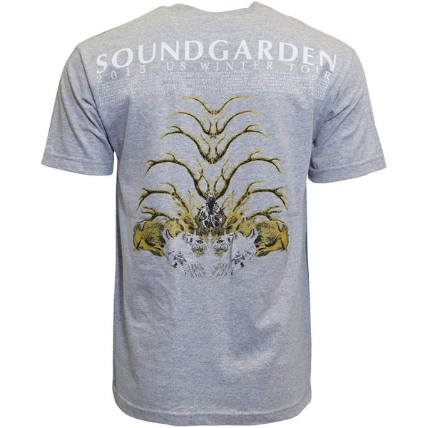 SOUND GARDEN KING ANIMAL T SHIRT