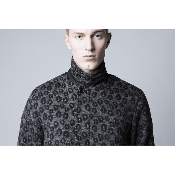 Kill City Men Leopard Mens Twill Jacket