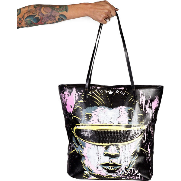 Party All Night Tote - Salemonster