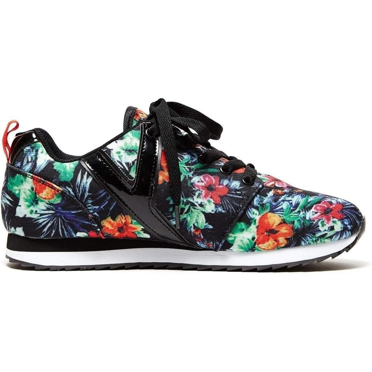 Yru Women'S Flash Tropical Sneakers-Salemonster