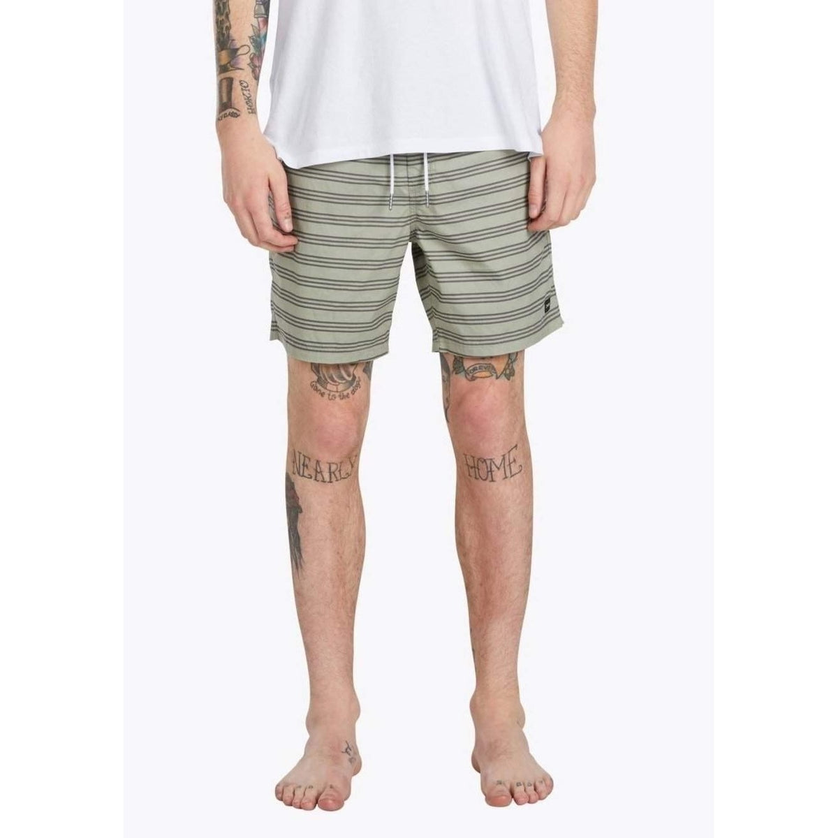 Zanerobe Laguna Short-Sage Grey-Salemonster