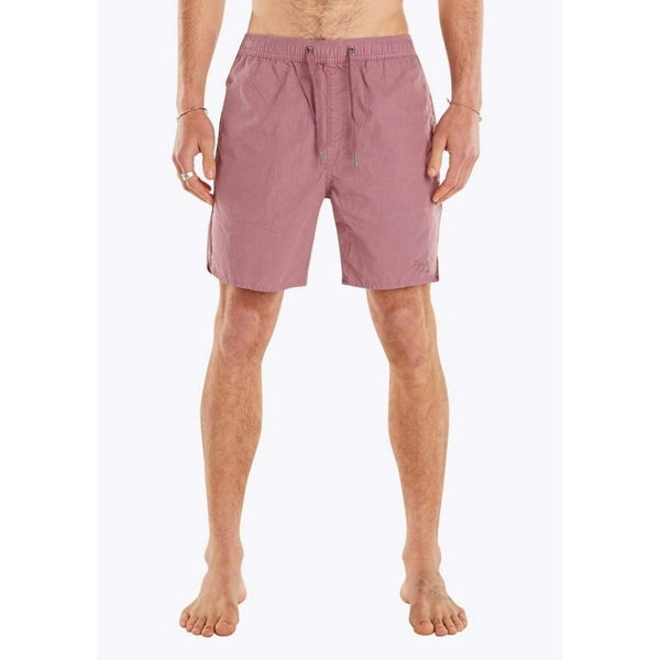Zanerobe Tulum Swim Short-Mauve-Salemonster