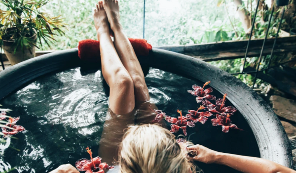 Reduce stress naturally - here's our fave way!