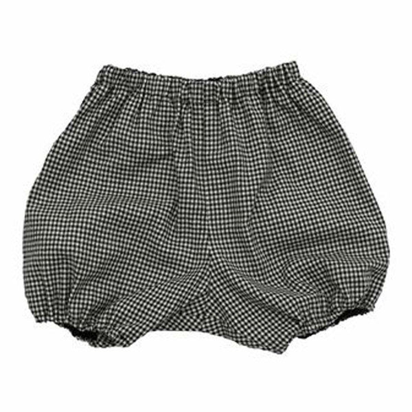 Doumi Bloomers - Black Check