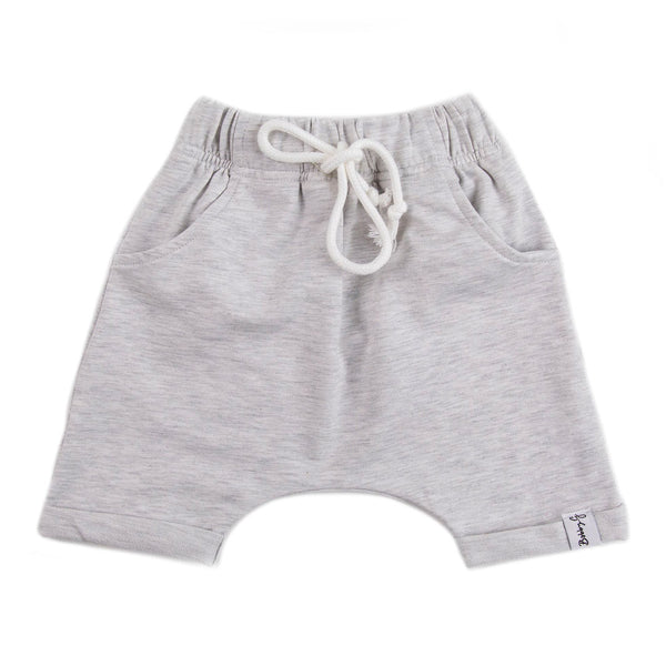 Breeze Shorts - Heather Grey