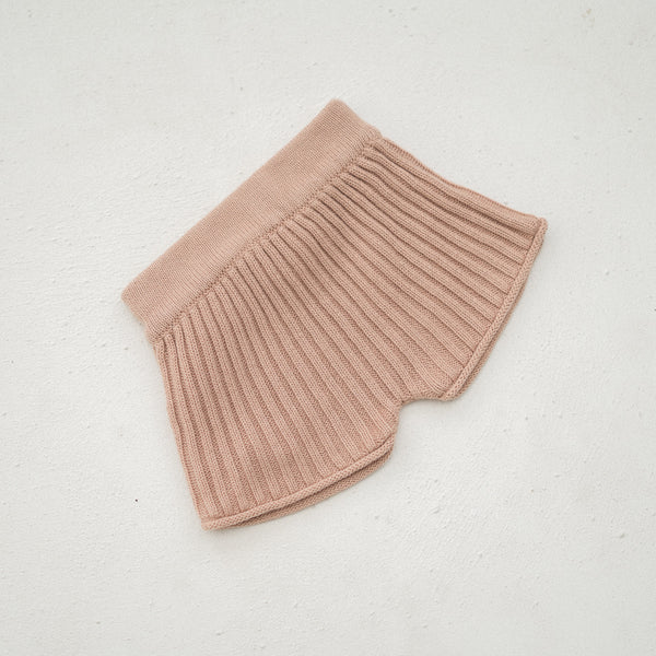 Essential Knit Shorts - Strawberry