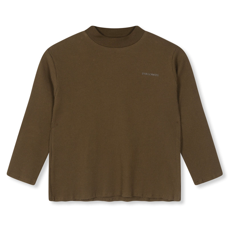 The Long Sleeve - Dark Green