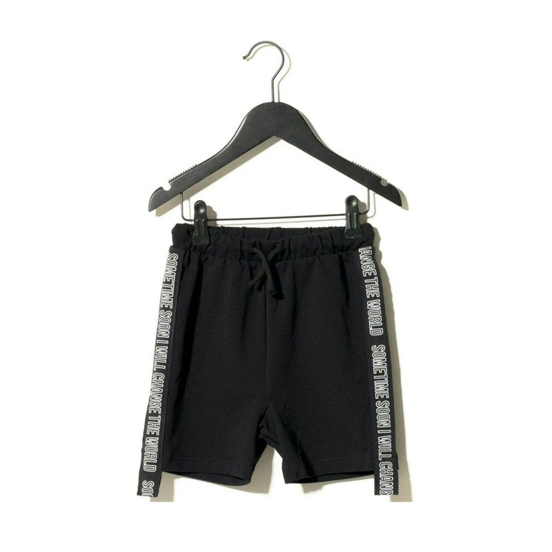 Elmo Shorts - Black