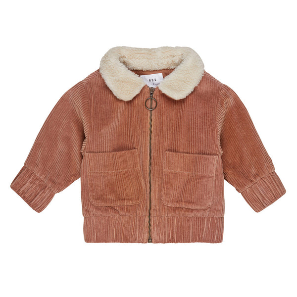 That 70's Jacket - Terracotta