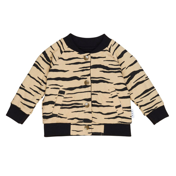 Wildcat Reversible Bomber - Wildcat / Honey