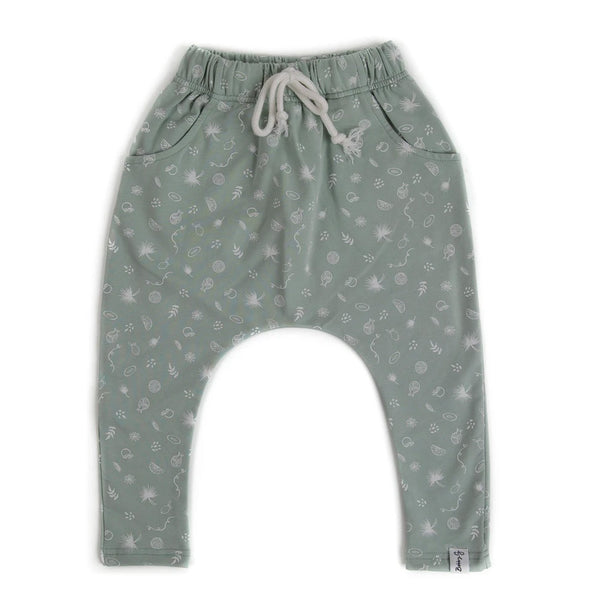 Harem Pants - Tooti Fruiti