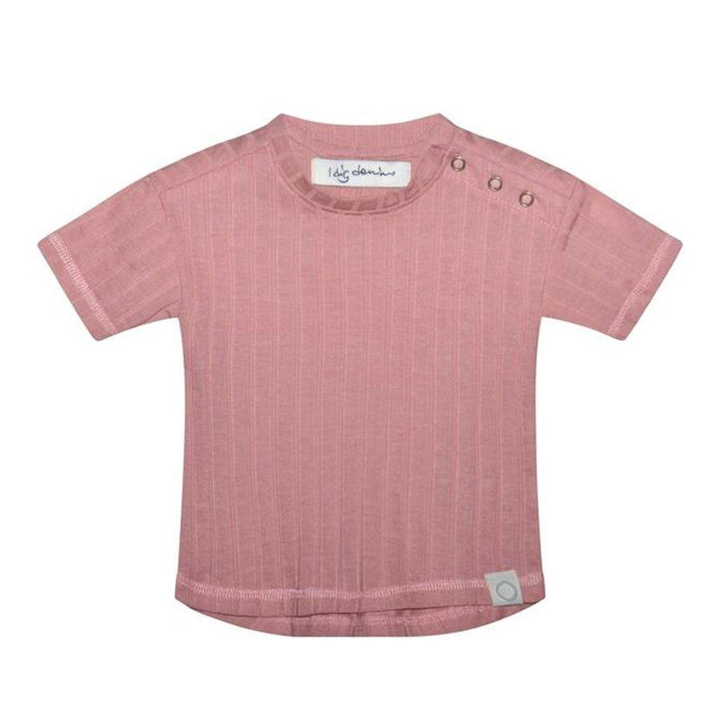 Bowie Tee organic - Rose