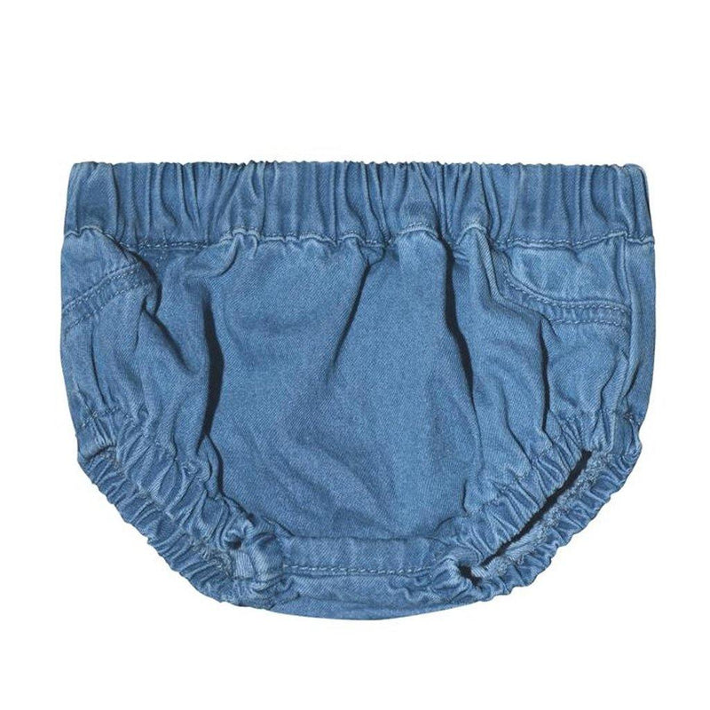 Isla Denim Bloomer - Blue