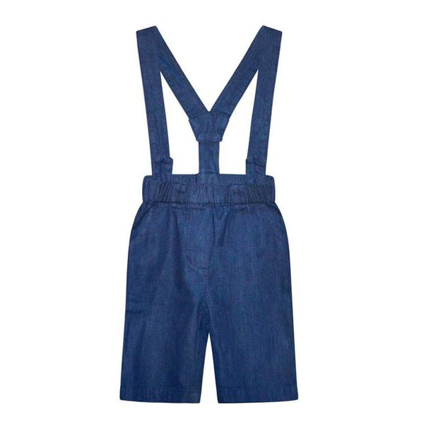 Ru Denim Dungarees Organic - Blue - Tim and Gerry's Sydney