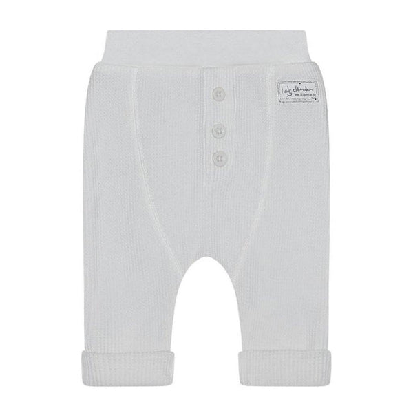 Ly Pant Organic - Off White