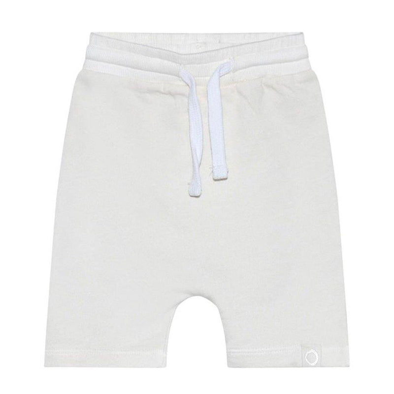 Val Sweat Shorts Organic - Pearl - Tim and Gerry's Sydney