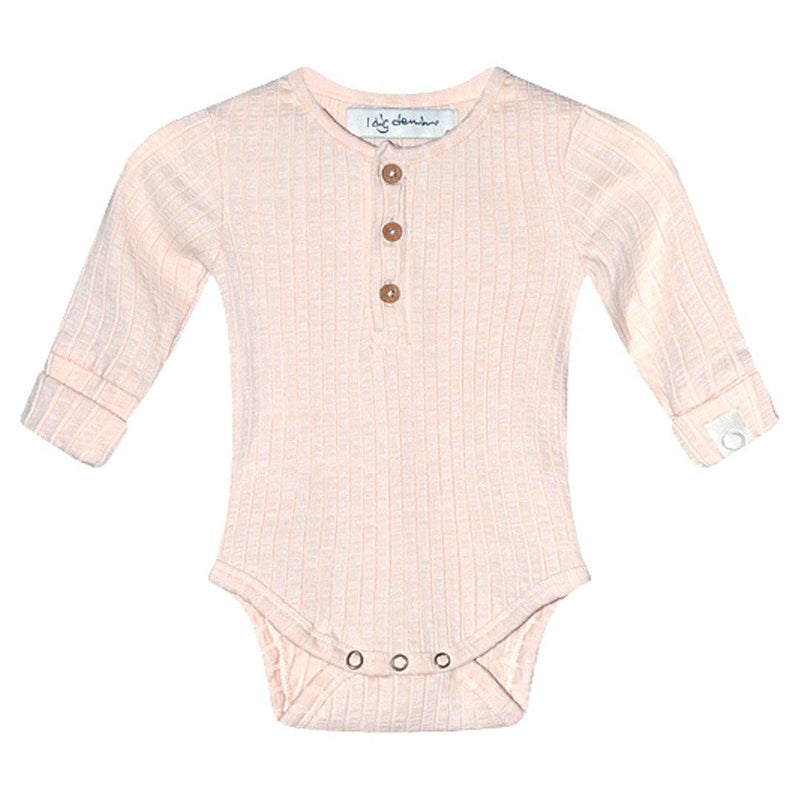 Bowie LS Body Organic - Pink - Tim and Gerry's Sydney