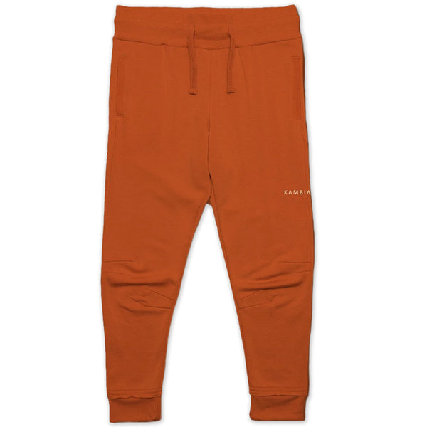 Sweatpants - Burnt Orange