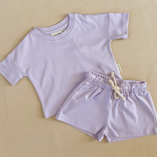 Kit Essential Set - Lilac