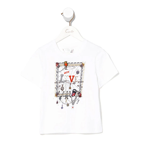 Kids Short Sleeve T-Shirt - London Calling