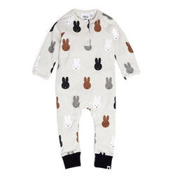 Miffy & Friends Romper - Beige - Tim and Gerry's Sydney