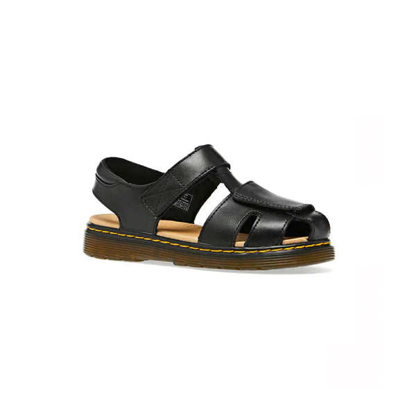 Moby II Toddler Sandals - Black