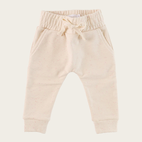 Morgan Pant - English Rose Fleck