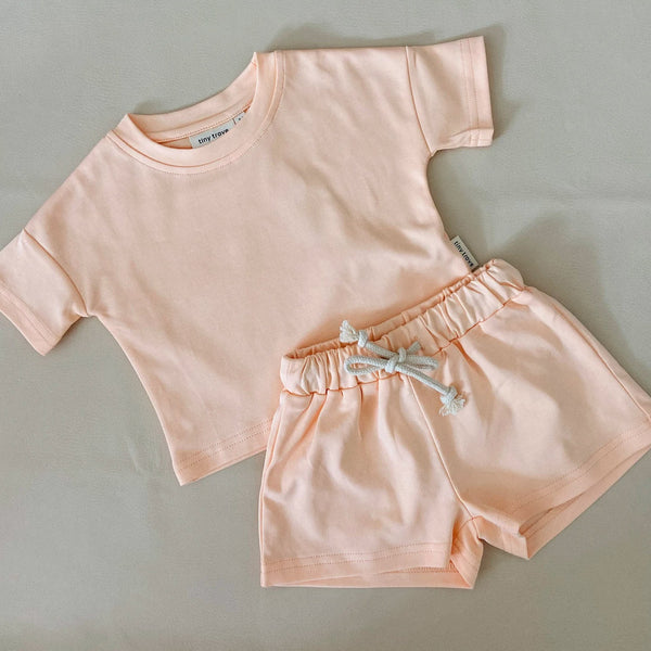 Kit Essential Set - Peach