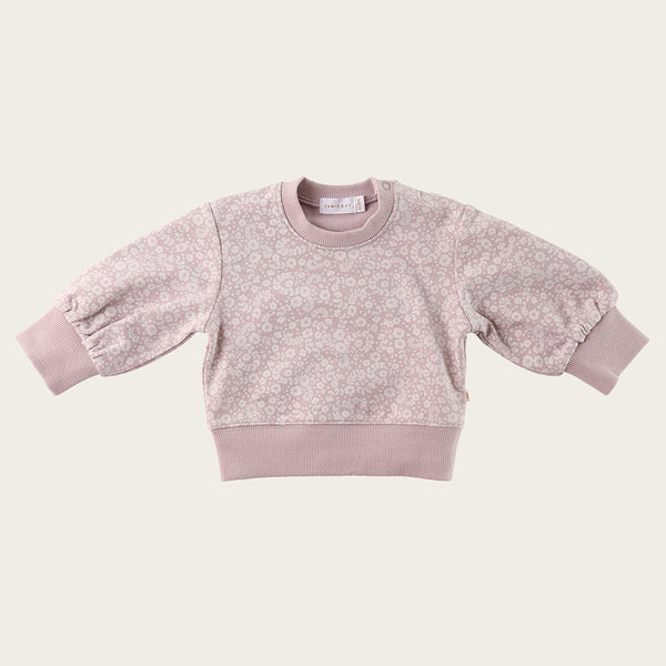 Penny Sweat - Periwinkle Floral