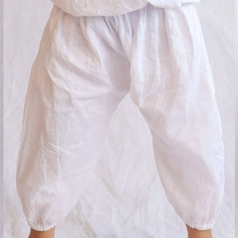 Resort Pants - Milk
