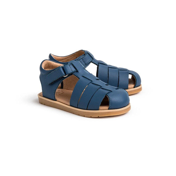 Rocco Sandal.- Denim - Tim and Gerry's Sydney