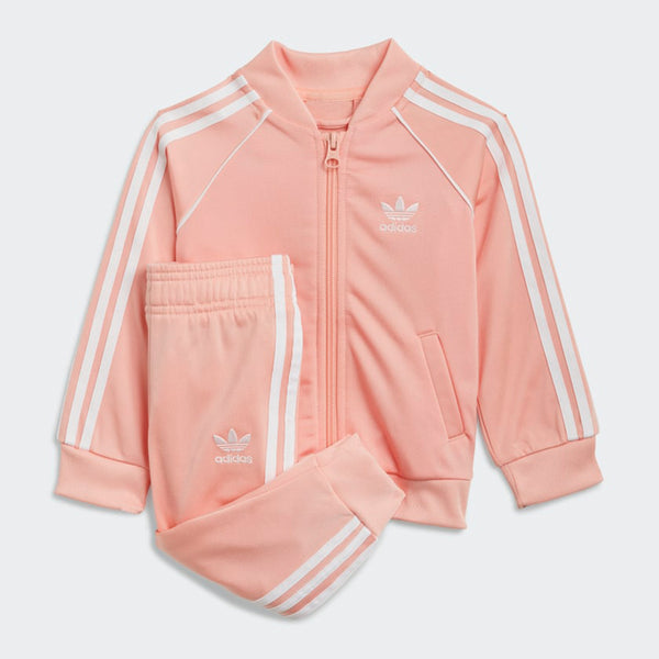 Adicolor SST Tracksuit - Glow Pink / White
