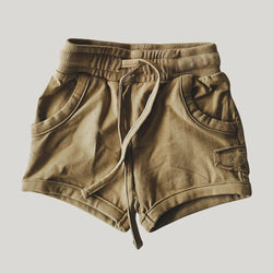 Organic Shorts - Elm - Tim and Gerry's Sydney