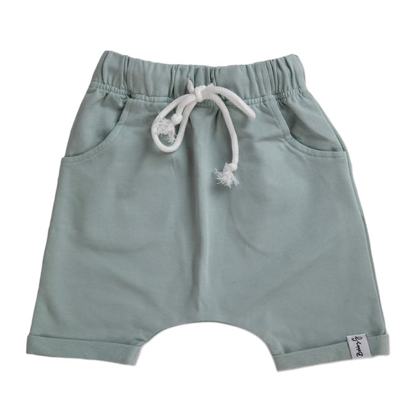 Breeze Shorts - Sea Foam Blue