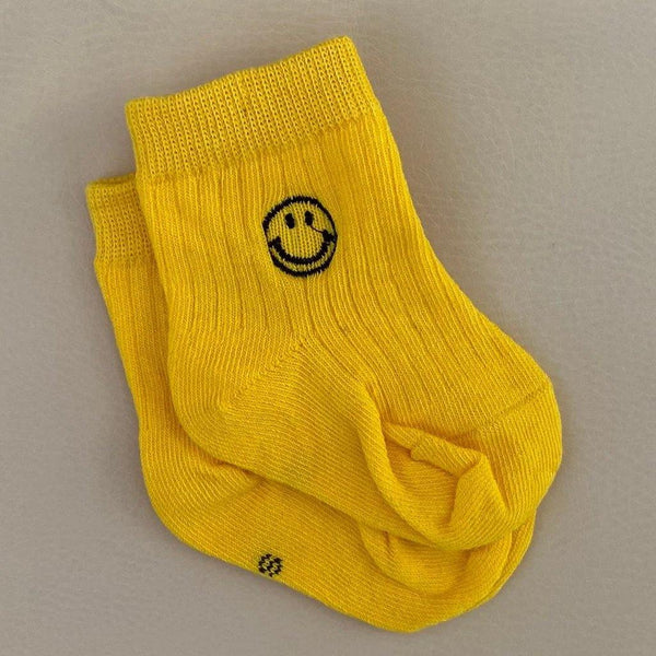 Face Socks - Lemon - Tim and Gerry's Sydney