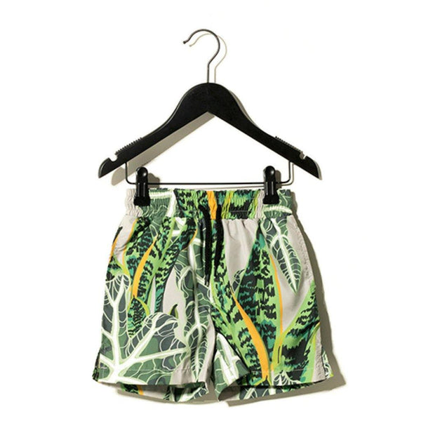 Splash Swimshorts - Green Multi