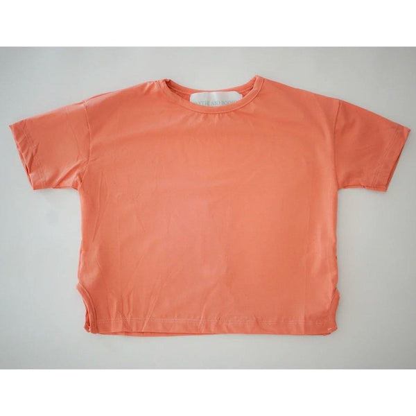 Box Tee - Terracotta - Tim and Gerry's Sydney