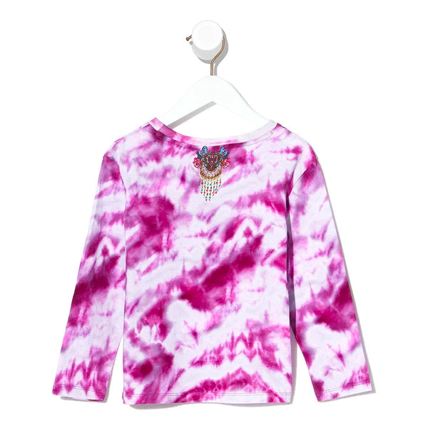 Kids Long Sleeve Top - Mayfair Mary