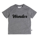 Wonder Tee - Grey Marle