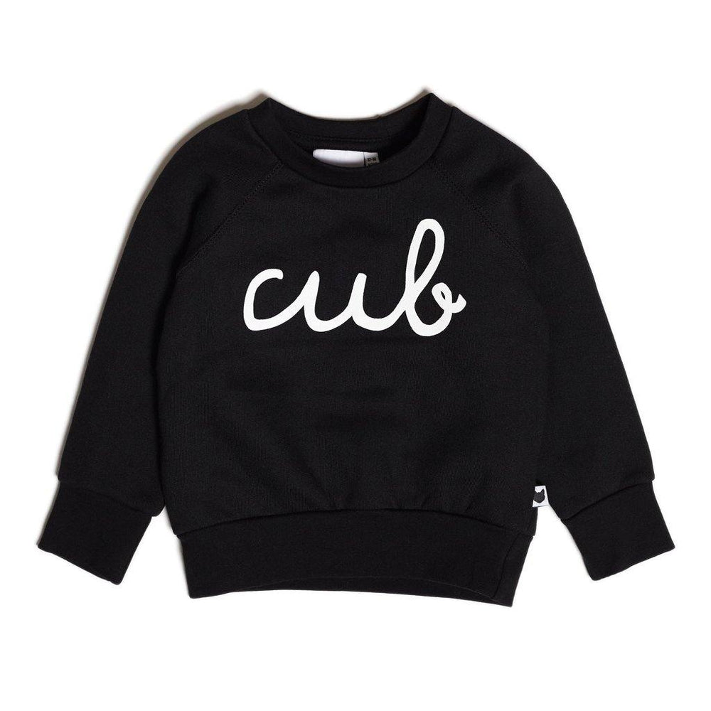 Cub Sweatshirt - Black