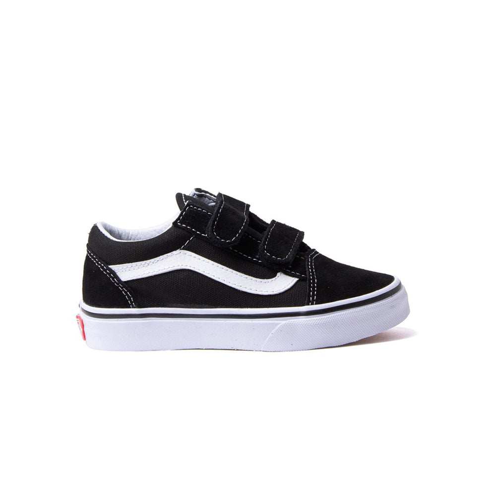 Old Skool Velcro Youth - Black/White