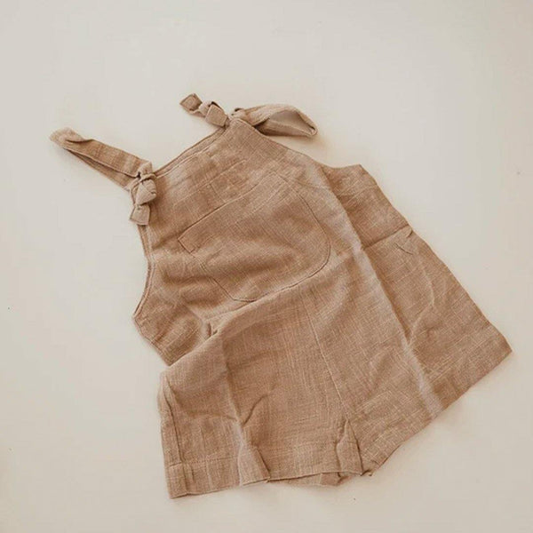 Short Marlow Overalls - Vintage Brown - Tim and Gerry's Sydney