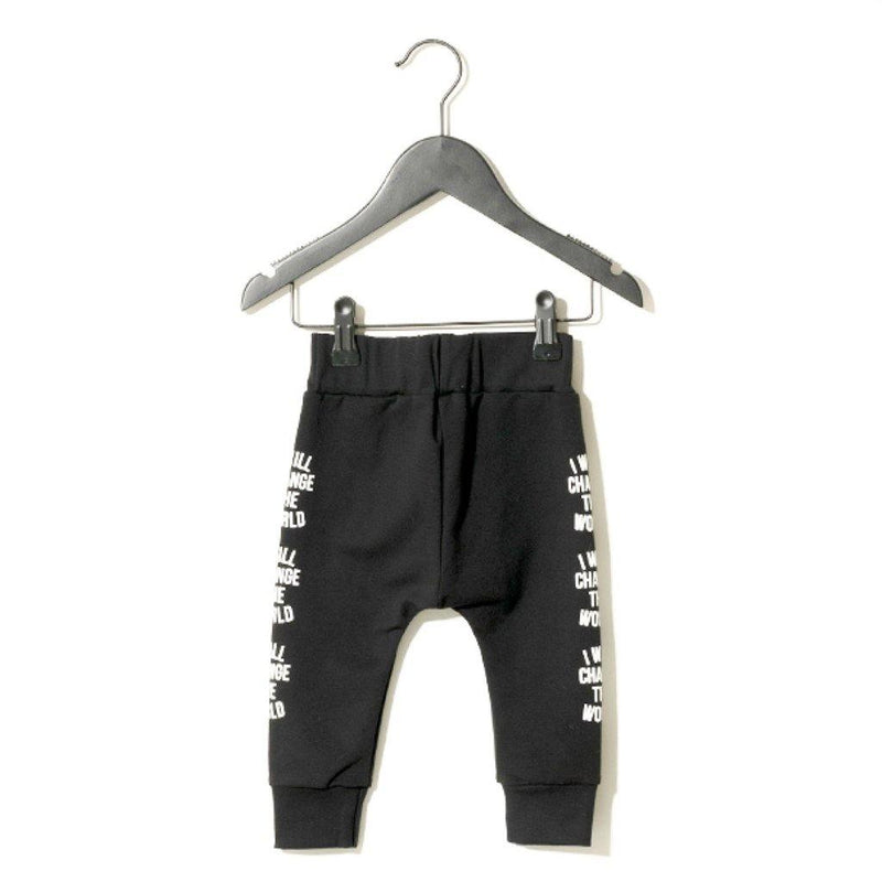 Baby Worth Pants - Black