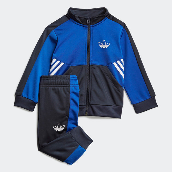 Adidas SPRT Collection Tracksuit - Royal Blue / Legend Ink
