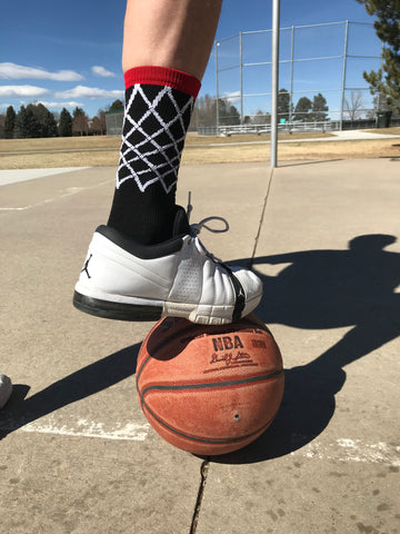 net basketball socks